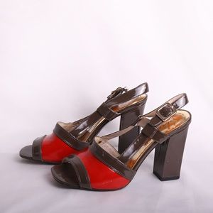 Funky Marc by March Jacob Heels